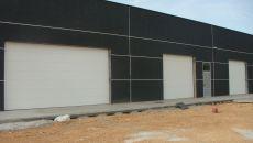 Montaža industrijskih garažnih vrata