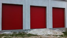 Izrada industrijskih vrata