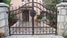 Cijene kovanih ograda