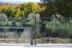Staklene ograde inox