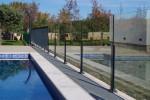 Izrada inox ograda sa staklom