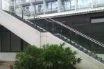 Izrada i montaža inox ograda sa staklom
