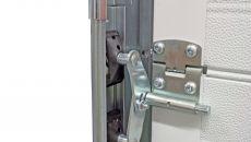 Detalj sekcijska vrata