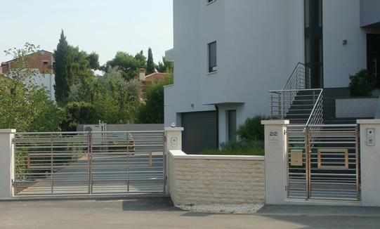 Izrada garažnih vrata i inox ograda EURO PRODUCT